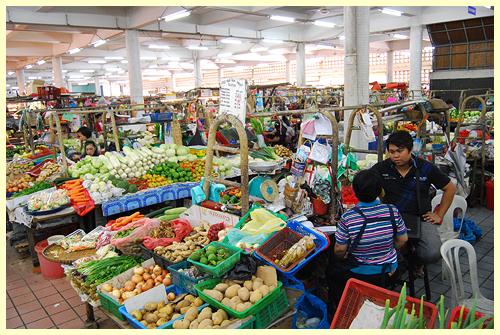 Kota Kinabalu Produce Market