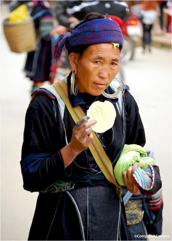 Black Hmong Hill Tribe