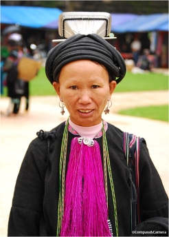 Hill tribe dress and ornamentation