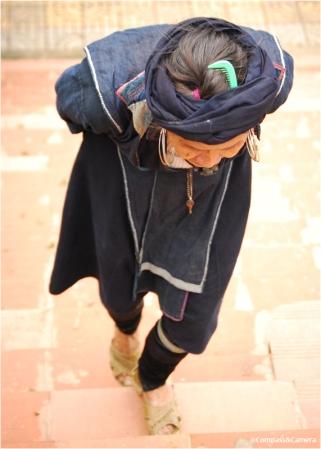 Black Hmong tribe