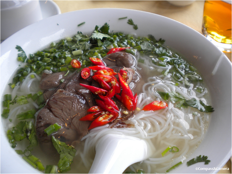 The most delicious pho