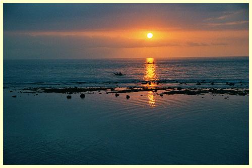 Lombok Sunset