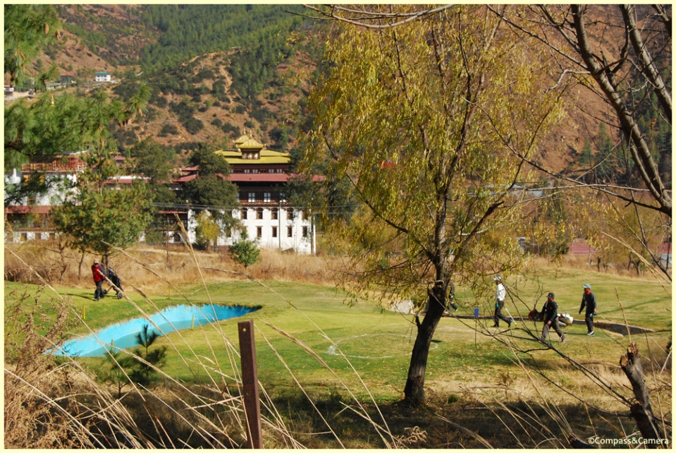 Thimphu Royal Golf Club