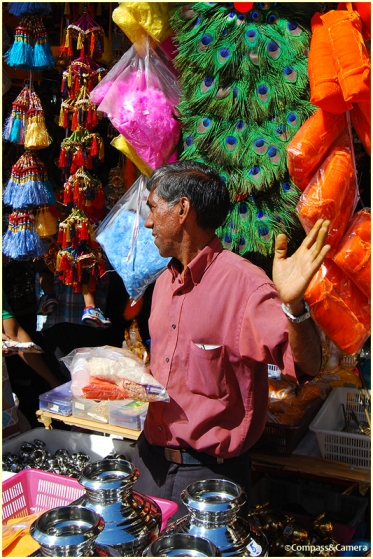Thai Pusam vendor