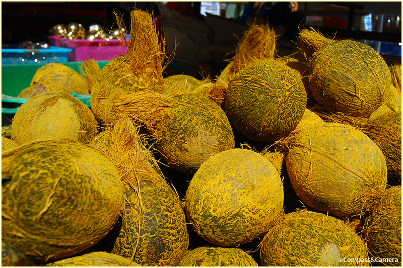 Coconuts for Thaipusam