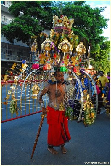 Thaipusam Vel Kavadi
