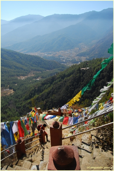 Paro Valley View