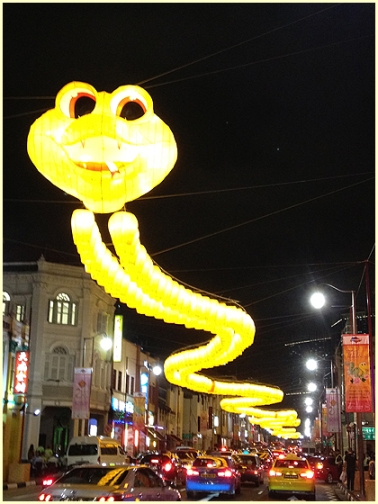 Year of the Ssssssssnake