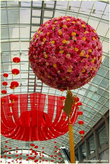 Chinese New Year at Marina Bay Sands