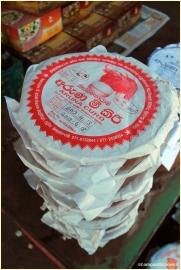Buffalo curd for New Year celebrations