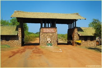 Yala National Park Entrance