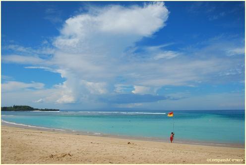Beach at Nusa Dua