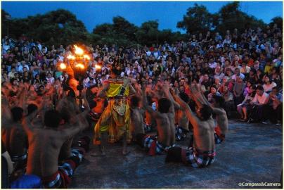 Kecak Ramayana & Fire Dance at Uluwatu