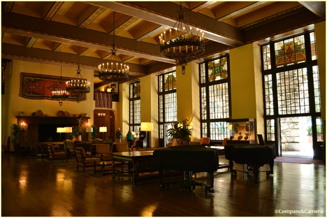 The Ahwahnee Great Room