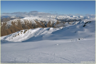 View from Cardrona