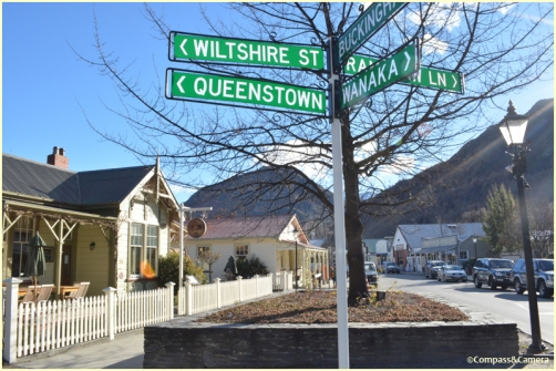 Main Street, Arrowtown