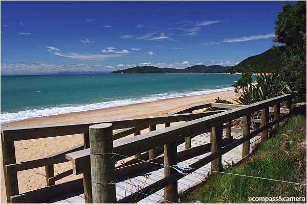 Beach at Totaranui