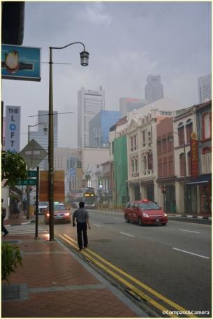 Smoke over Chinatown