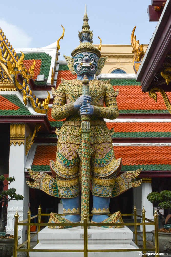 Grand Palace Demon Guardian