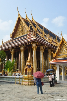 Chapel of the Emerald Buddha