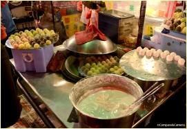Glutinous rice balls