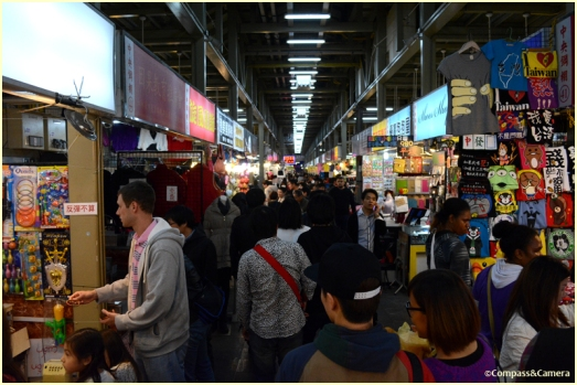 Food, games and shopping at Shilin