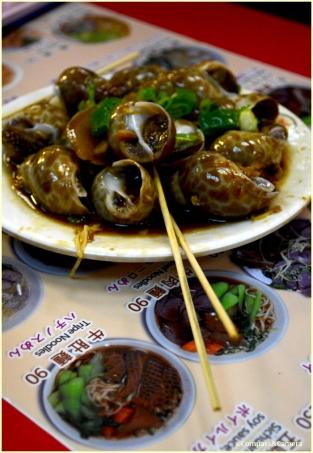 Shilin snails
