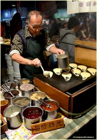 Signature pancakes