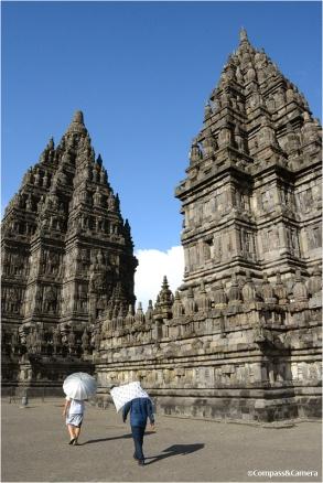 Shiva and Vishnu temples