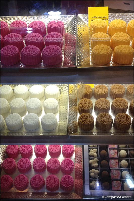 All the pretty mooncakes