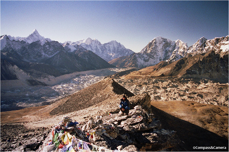 The Khumbu Valley, Nepal