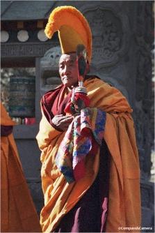 Tengboche Monk