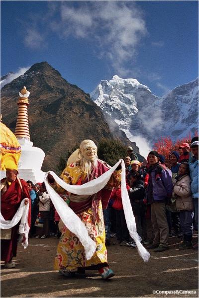 Mi-Tsering of Mani Rimdu