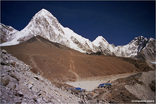 Gorak Shep, Kala Patthar and Pumori