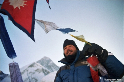 Prayer flags for Gary