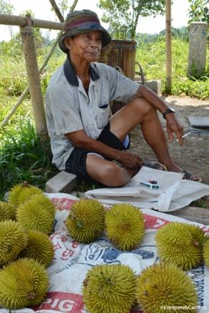 Durian season