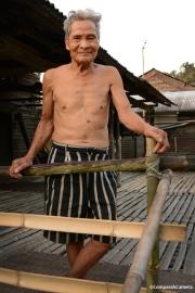 Portrait of a Bidayuh