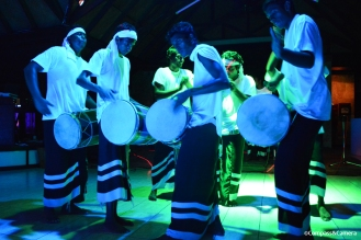 Cultural show by Olhuveli employees