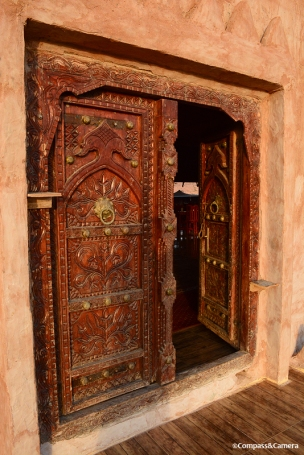 Omani craftsmanship