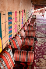 Seats in the majil