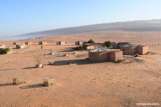 View over Desert Safari Camp