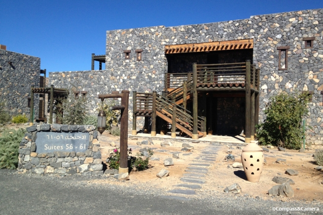 Rustic architectural style