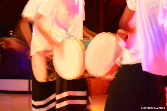 Drums in Maldives
