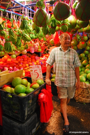 Got melons? Chinese New Year