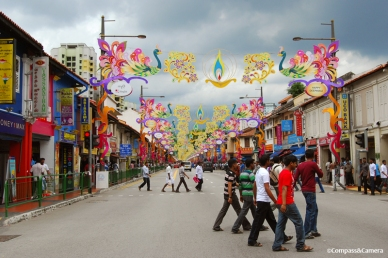 Deepavali in Little India