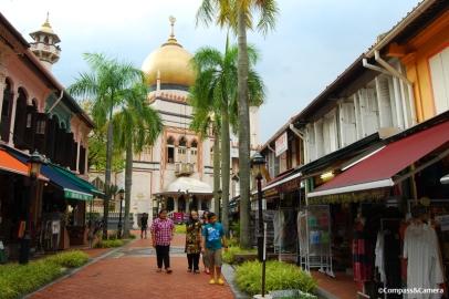 Masjid Sultan in Kampong Glam