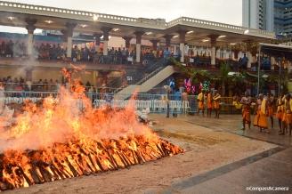 Firewalking Festival