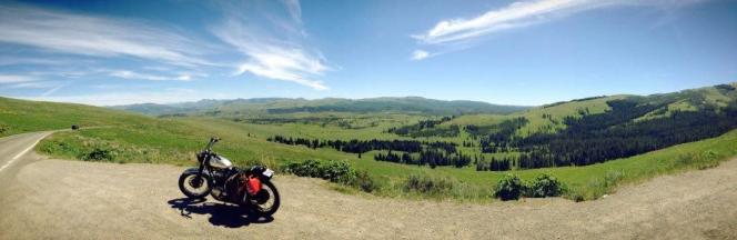 Yellowstone to Montana