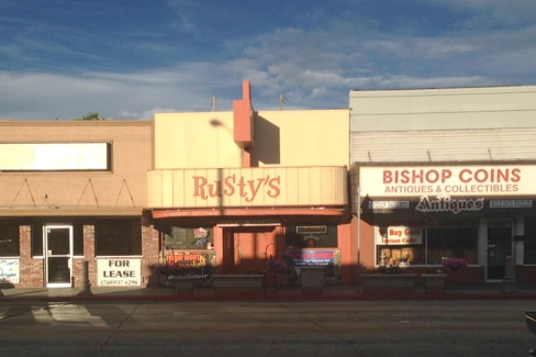 Rusty's in Bishop, California