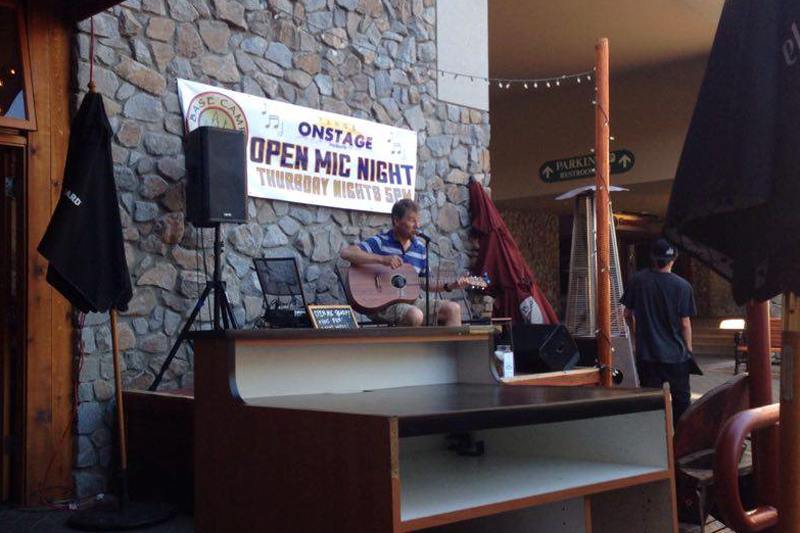 Open Mic, South Lake Tahoe